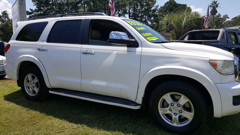 2008 Toyota Sequoia Limited In North Charleston Sc Rodgers