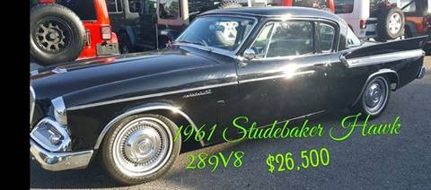 1961 Studebaker Hawk for sale in North Charleston, SC