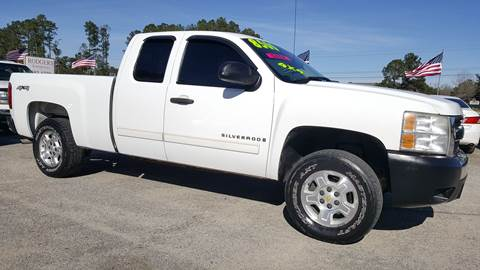 2009 Chevrolet Silverado 1500 for sale in North Charleston, SC
