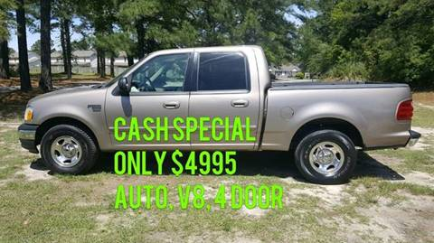 2003 Ford F-150 for sale in North Charleston, SC