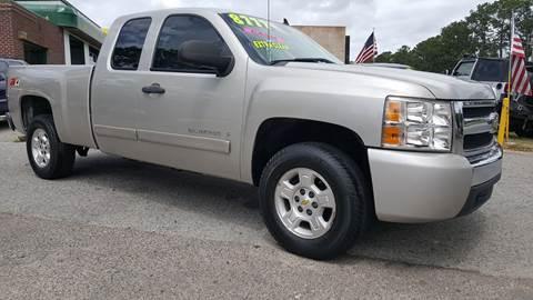 2008 Chevrolet Silverado 1500 for sale in North Charleston, SC