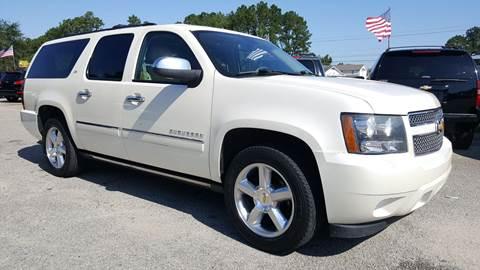 2013 Chevrolet Suburban for sale in North Charleston, SC