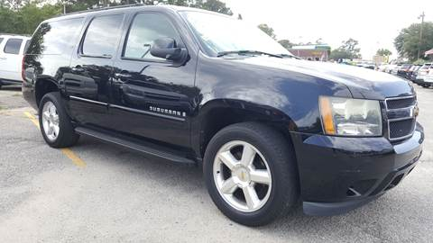 2007 Chevrolet Suburban for sale in North Charleston, SC