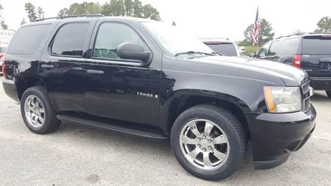 2009 Chevrolet Tahoe for sale in North Charleston, SC