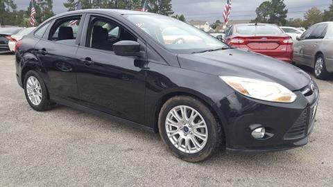 2012 Ford Focus for sale at Rodgers Enterprises in North Charleston SC