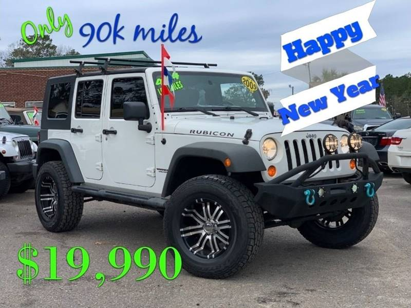 Jeep Dealership Charleston Sc >> Rodgers Enterprises Car Dealer In North Charleston Sc