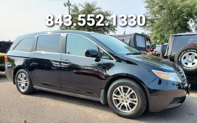 2012 Honda Odyssey for sale at Rodgers Enterprises in North Charleston SC
