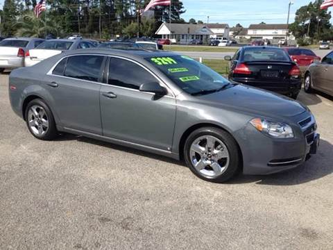 2009 Chevrolet Malibu for sale at Rodgers Enterprises in North Charleston SC