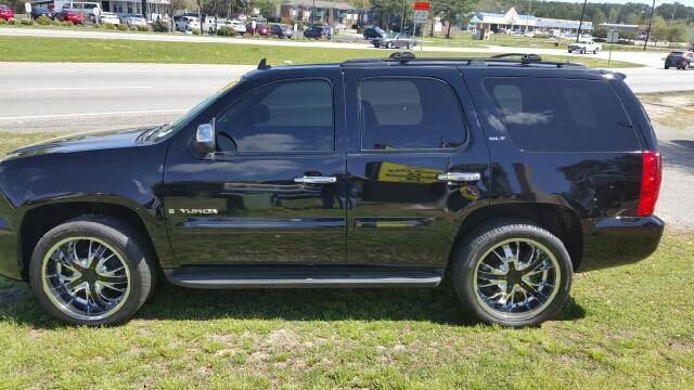 2007 GMC Yukon SLT 4dr SUV 4x4 w/4SA w/ SLT-1 Package - North Charleston SC