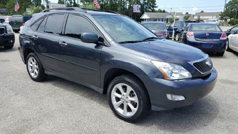 2008 Lexus RX 350 for sale at Rodgers Enterprises in North Charleston SC
