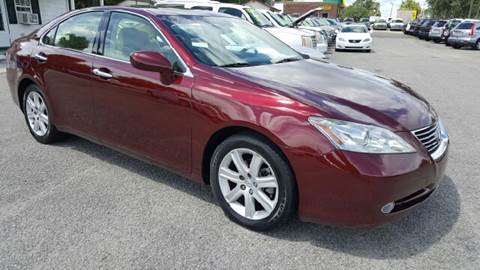 2008 Lexus ES 350 for sale at Rodgers Enterprises in North Charleston SC