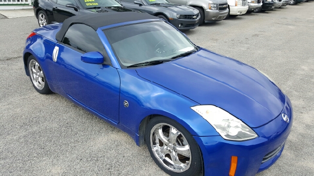 2006 Nissan 350z In North Charleston Sc Rodgers Enterprises
