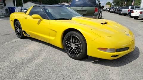 2003 Chevrolet Corvette for sale at Rodgers Enterprises in North Charleston SC