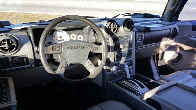 2003 HUMMER H2 Lux Series 4dr 4WD SUV - North Charleston SC