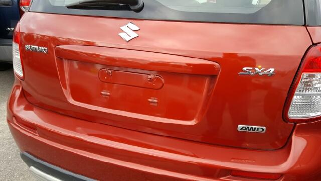 2007 Suzuki SX4 Crossover AWD 4dr Crossover 5M w/Rally Package - North Charleston SC