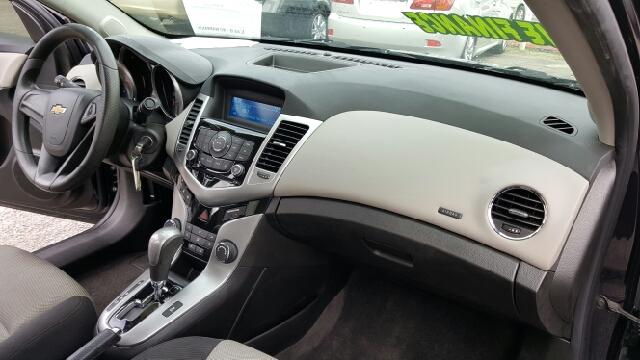 2014 Chevrolet Cruze LS Auto 4dr Sedan w/1SB - North Charleston SC