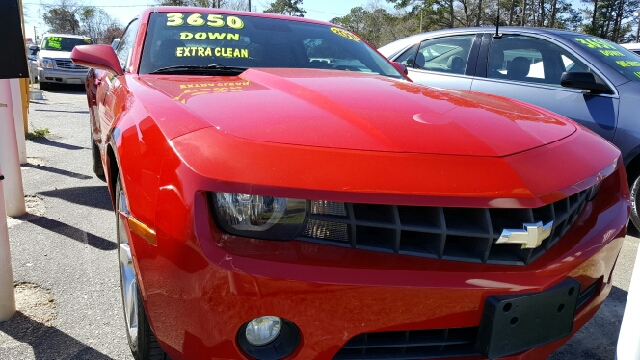 2010 Chevrolet Camaro LT 2dr Coupe w/1LT - North Charleston SC