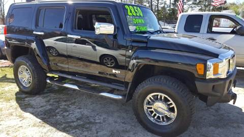 2007 HUMMER H3 for sale at Rodgers Enterprises in North Charleston SC