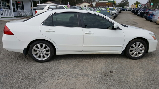 2007 Honda Accord EX-L V-6 4dr Sedan (3V5A) - North Charleston SC