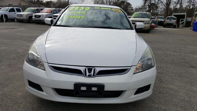 2007 Honda Accord EX-L V-6 4dr Sedan (3V5A) - North Charleston SC
