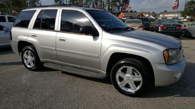 2008 Chevrolet TrailBlazer 4x2 LS Fleet2 4dr SUV - North Charleston SC