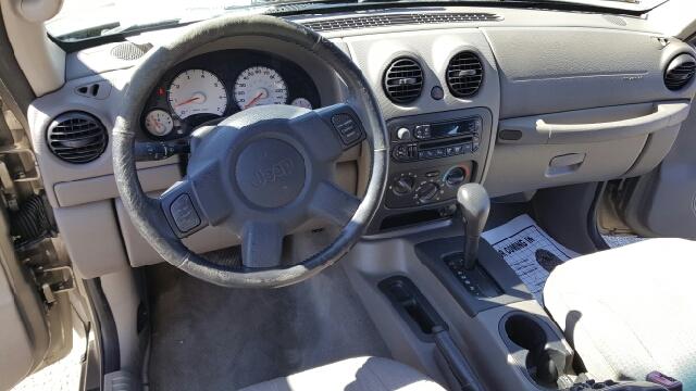2004 Jeep Liberty Sport 4dr SUV - North Charleston SC