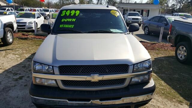 2004 Chevrolet Avalanche 4dr 1500 4WD Crew Cab SB - North Charleston SC