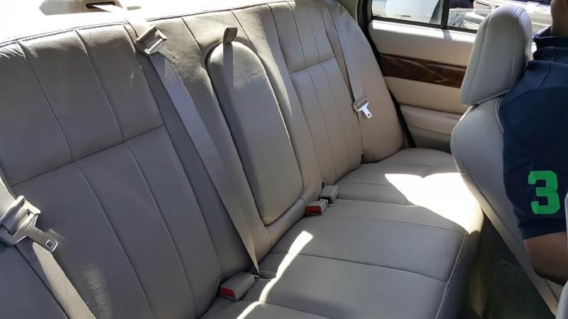 2008 Mercury Grand Marquis LS 4dr Sedan - North Charleston SC