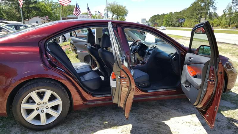 2007 Lexus ES 350 4dr Sedan - North Charleston SC