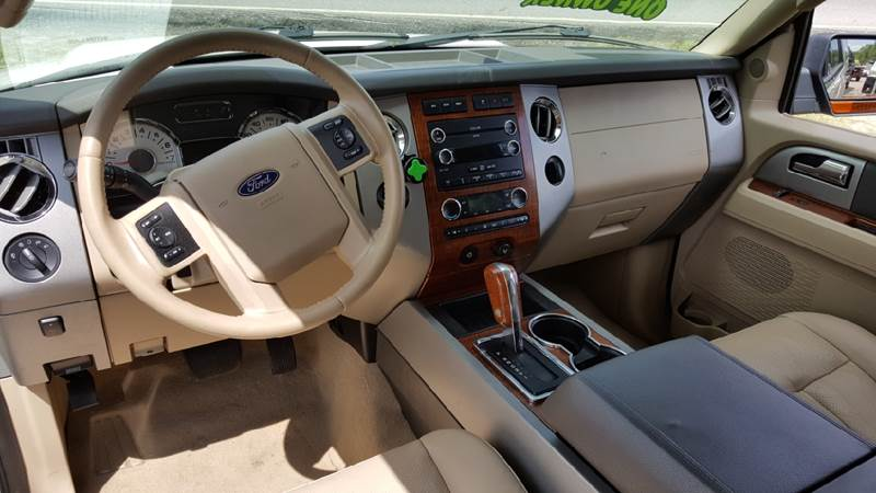 2008 Ford Expedition EL 4x2 Eddie Bauer 4dr SUV - North Charleston SC