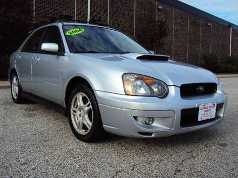 2004 Subaru Impreza for sale at Classic Motor Group in Cleveland OH