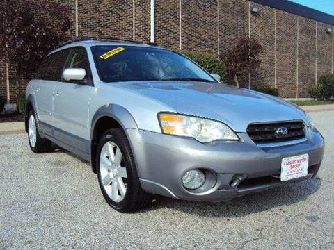 2006 Subaru Outback for sale at Classic Motor Group in Cleveland OH