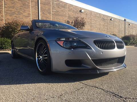 2004 BMW 6 Series for sale at Classic Motor Group in Cleveland OH