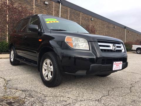 2008 Honda Pilot for sale at Classic Motor Group in Cleveland OH