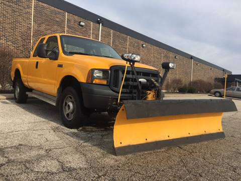 2006 Ford F-350 Super Duty for sale at Classic Motor Group in Cleveland OH