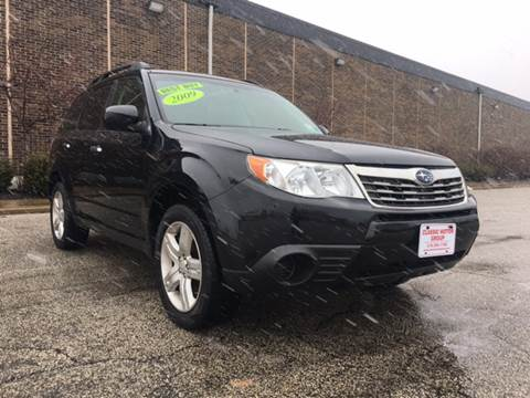 2009 Subaru Forester for sale at Classic Motor Group in Cleveland OH