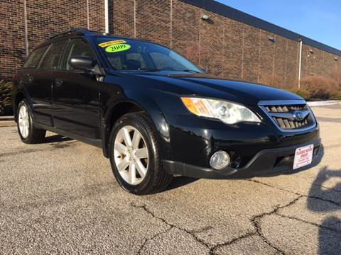 2009 Subaru Outback for sale at Classic Motor Group in Cleveland OH