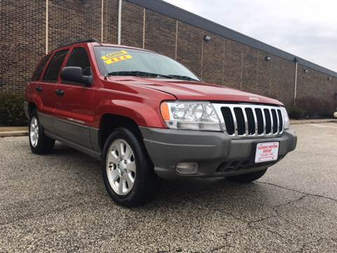 2001 Jeep Grand Cherokee for sale at Classic Motor Group in Cleveland OH