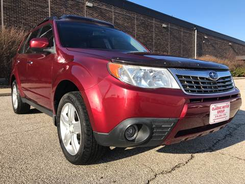 2009 Subaru Forester for sale in Cleveland, OH