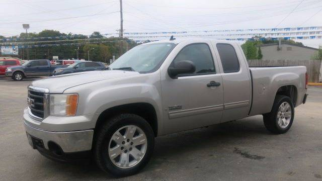 2007 GMC Sierra 1500 for sale at Rick Hardy Auto Sales in Palestine TX
