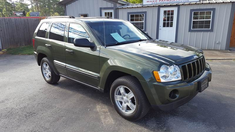 2007 Jeep Grand Cherokee For Sale At Rutledge Auto Group Dba Rick Hardy  Auto Sales In