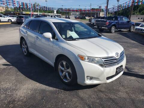 2009 Toyota Venza for sale at Rutledge Auto Group in Palestine TX