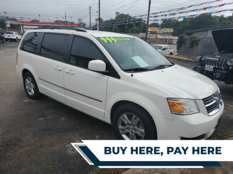 2010 Dodge Grand Caravan for sale at Rutledge Auto Group in Palestine TX
