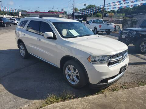 2011 Dodge Durango for sale at Rutledge Auto Group in Palestine TX