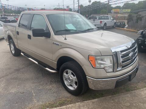 2010 Ford F-150 for sale at Rutledge Auto Group in Palestine TX