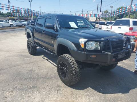 2007 Toyota Tacoma for sale at Rutledge Auto Group in Palestine TX