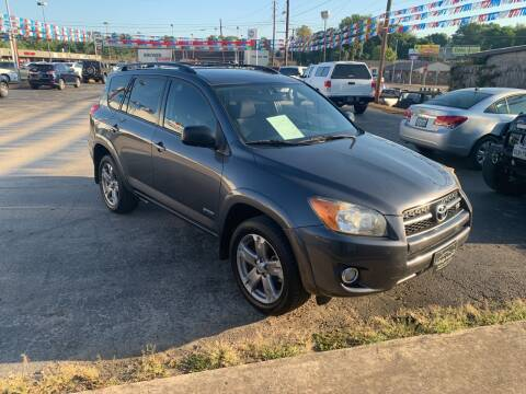 2009 Toyota RAV4 for sale at Rutledge Auto Group in Palestine TX