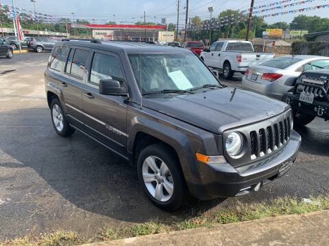 2016 Jeep Patriot for sale at Rutledge Auto Group in Palestine TX