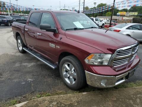 2016 RAM Ram Pickup 1500 for sale at Rutledge Auto Group in Palestine TX