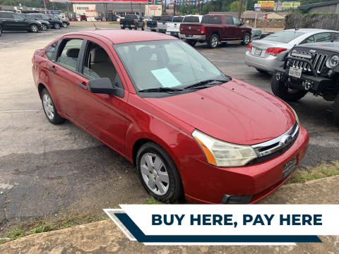 2010 Ford Focus for sale at Rutledge Auto Group in Palestine TX